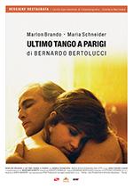 locandina Ultimo tango a Parigi