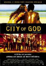 Locandina City of God