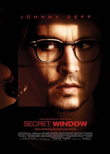 Trailer Secret Window