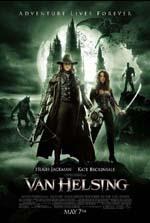 Locandina Van Helsing