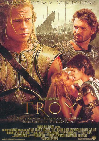 Locandina Troy