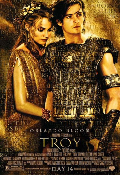 historical accuracy of troy the movie Also much of the action that directly involved troy took place at the beginning or end of the ten year siege, it wouldn't be too difficult to show a time lapse within the movie though the movie does a decent job of showing one of the theories of homeric warfare, the details of the fighting are often incorrect.
