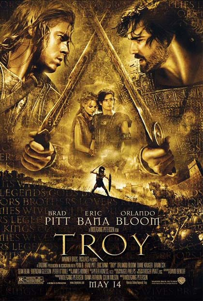 Troy download ITA 2004 (TORRENT) Poster
