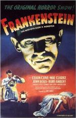 Locandina Frankenstein