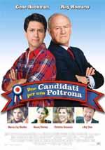 Locandina Due candidati per una poltrona