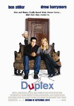 Locandina Duplex - Un appartamento per tre