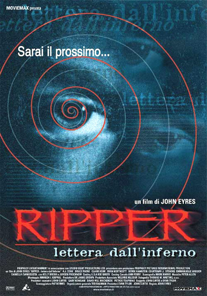 Trailer Ripper - Lettera dall'inferno