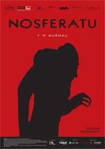 Locandina Nosferatu il vampiro