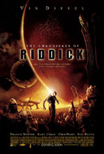 Locandina The Chronicles of Riddick