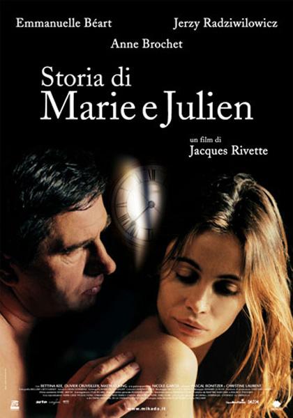 Locandina italiana Storia di Marie et Julien