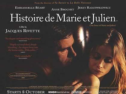 Poster Storia di Marie et Julien