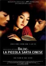 Locandina Balzac e la piccola sarta cinese