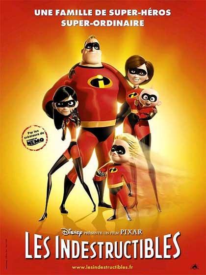 """Poster Gli Incredibili - Una """"normale"""" famiglia di supereroi"""