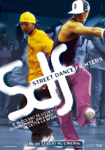 Trailer SDF Street Dance Fighters