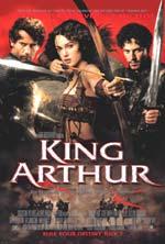 Locandina King Arthur