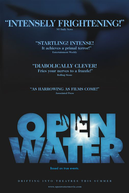 Trailer Open Water