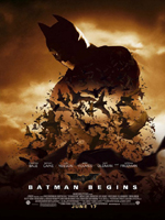 Poster Batman Begins  n. 4
