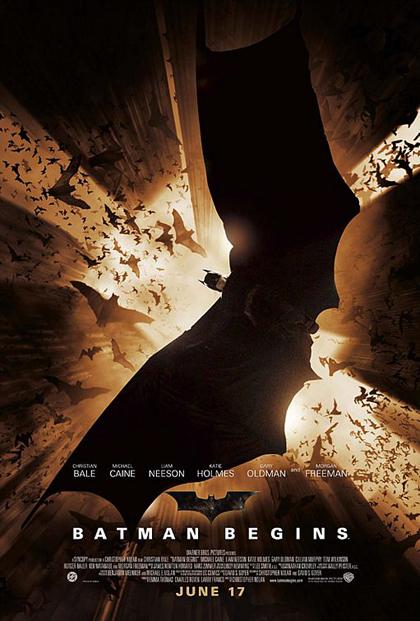 Poster Batman Begins