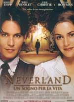 Locandina Neverland - Un sogno per la vita