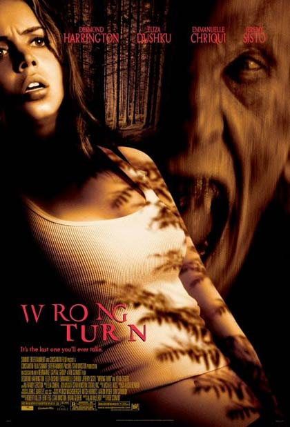 Guarda gratis Wrong turn – Il bosco ha fame in streaming italiano HD