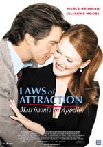 locandina Laws of Attraction (Matrimonio in appello)