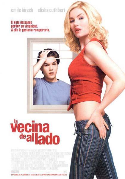 Poster 4 la ragazza della porta accanto - La ragazza della porta accanto 2004 ...