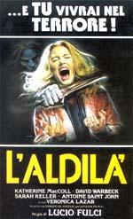 Locandina L'Aldilà... e tu vivrai nel terrore