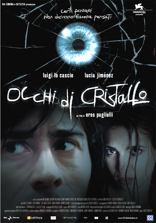 Occhi di cristallo (2004) Locandina