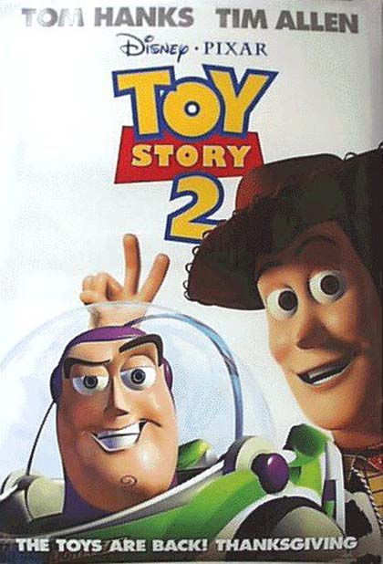 Toy Story 2 – Woody e Buzz alla riscossa download ITA 1999 (TORRENT)