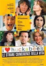 Locandina I Heart Huckabees - Le strane coincidenze della vita