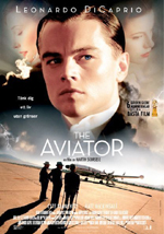 Poster The Aviator  n. 7