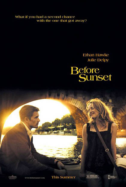 Poster Before Sunset - Prima del tramonto