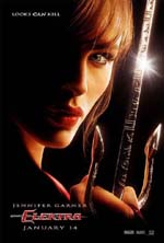 Poster Elektra  n. 3