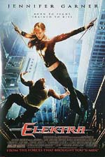 Poster Elektra  n. 4