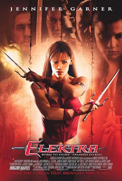 Poster Elektra