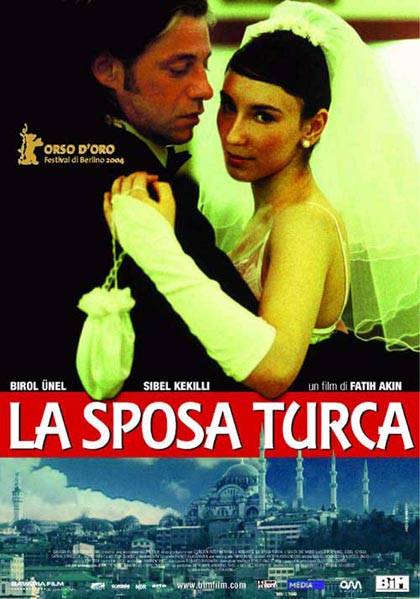 Locandina La sposa turca