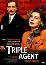 Trailer Triple Agent - Agente speciale