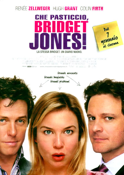 Trailer Che pasticcio, Bridget Jones