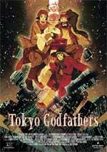 Locandina Tokyo Godfathers