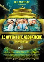 Trailer Le avventure acquatiche di Steve Zissou