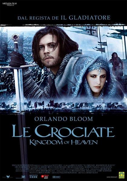 Locandina Le crociate