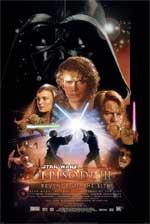 Locandina Star Wars: episodio III - La vendetta dei Sith