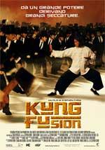 locandina Kung Fusion