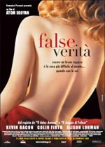 Locandina False verit�