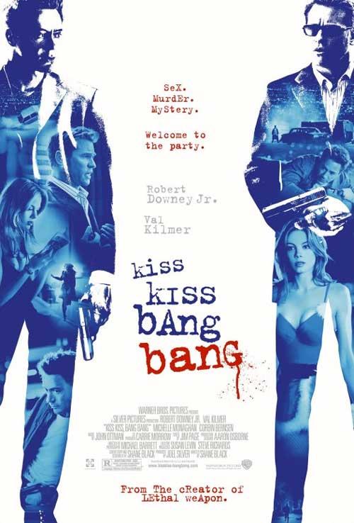 Trailer Kiss Kiss Bang Bang