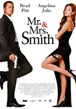 Locandina Mr. & Mrs. Smith