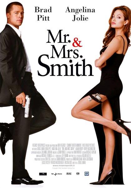 Mr. & Mrs. Smith (2005) .avi DVDRip Ac3 - ITA