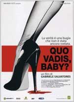 Locandina Quo vadis, Baby?