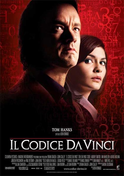 Guarda gratis Il codice Da Vinci in streaming italiano HD