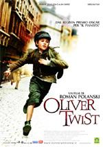 Locandina Oliver Twist